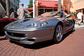 Ferrari 550 2000 Maranello LFront CECF 9April2011 (14414263860).jpg