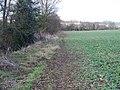 Field edge path - geograph.org.uk - 1727266.jpg