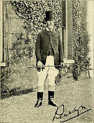 George Douglas-Pennant, 2nd Baron Penrhyn - George Sholto Douglas-Pennant