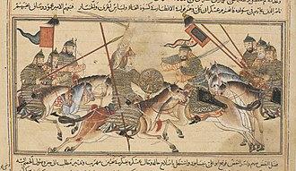 Nasher (Kharoti clan) - Fighting between Mahmud of Ghazni and Abu 'Ali Simjuri