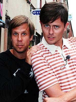 Filip Hammar and Fredrik Wikingsson - Filip and Fredrik.