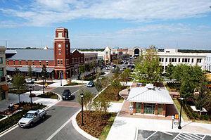 Firewheel Town Center - Image: Firewheel town center