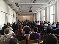 First introduction session of Wikimedia Conference.jpg