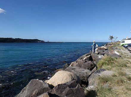 Tides Stradbroke Island