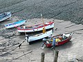 Fishing boats, Clovelly - geograph.org.uk - 1611796.jpg