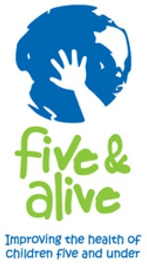 Five & Alive - Image: Five and Alive logo