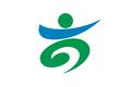 Flag of Takaoka, Toyama.png