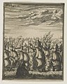 Fleet of sailing ships on the English Chanel between Dover and Calais LCCN2003664842.jpg