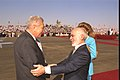 Flickr - Government Press Office (GPO) - Pres. Ezer Weizman and Jordan's King Hussein.jpg