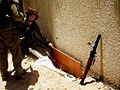 Flickr - Israel Defense Forces - Missiles Hidden in Palestinian School Yard.jpg