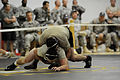 Flickr - The U.S. Army - Collegiate wrestling at Forward Operating Base Marez.jpg