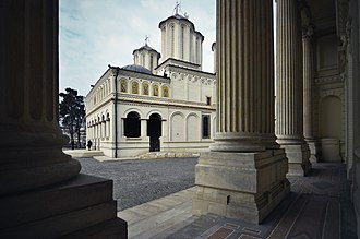 Romanian Patriarchal Cathedral - The Cathedral in 2011