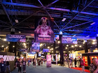 WrestleMania Axxess - WrestleMania XXVIII Axxess in 2012