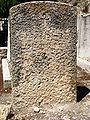 Flinders Petrie headstone - Protestant Cemetery - Jerusalem Israel c. 2009 - 2.JPG