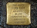 Flora Baer-Stolperstein.jpg