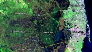 Файл: Флорида Эверглейдс Landsat 5 Группа Remix (высокое разрешение) .ogv