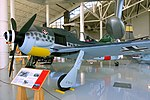 Focke Wulf Fw-190A-7 replica, 1939 - Evergreen Aviation & Space Museum - McMinnville, Oregon - DSC00569.jpg