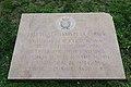 Font del Centenari de la Rambla, Rambla Nova, Tarragona, placa conmemorativa 1954.jpg