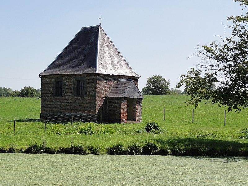 Fontenelle (Aisne, Fr) chapelle de l'étang