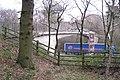 Footbridge over A46, Glasshouse Wood south-east of Kenilworth - geograph.org.uk - 1597865.jpg