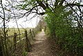 Footpath heading south from Chiddingstone (2) - geograph.org.uk - 1260275.jpg