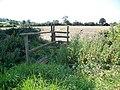 Footpath near Clyffe Pypard - geograph.org.uk - 1448618.jpg