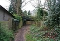 Footpath off Warwick Park - geograph.org.uk - 1271938.jpg