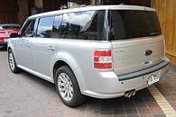 Ford Flex Rear