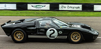 1966 24 Hours of Le Mans - Ford GT40 Mark II