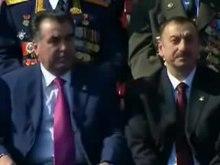 Arquivo: Parada do Dia da Vitória em Moscou por tropas estrangeiras.