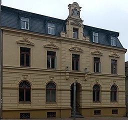 Schloßstraße in Schwerin