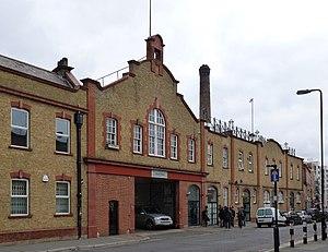 W & G Du Cros - Image: Former Du Cros motor car factory (geograph 2768081)