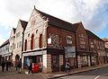 Former Wesleyan Methodist Chapel, Winchester (geograph 3217443).jpg