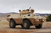 Fort Irwin National Training Center - M-1117