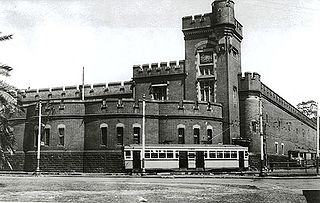 Fort Macquarie Tram Depot