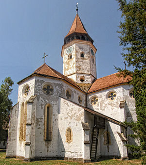 Prejmer fortified church - Image: Fortified Church, Evangelical Prejmer