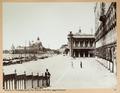 Fotografi av Basilica di Santa Maria della Salute och Dogepalatset i Venedig - Hallwylska museet - 103015.tif