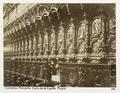 Fotografi av Córdoba. Mezquita, Coro de la Capilla Mayor - Hallwylska museet - 104775.tif