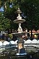 Fountain in front of Old Rajwada1-Satara-Maharashtra.jpg