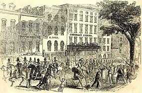 Wallack's Theatre - Wikipedia