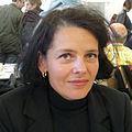 Frédérique Volot-Festival international de géographie 2011.jpg