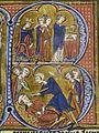 Français 9081, fol. 296, Mariage de Gui de Lusignan et Sibylle de Jérusalem.jpeg