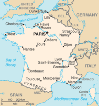 France-CIA WFB Map.png