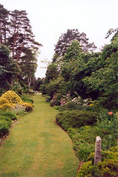arboretum d'orleans les grandes bruyères