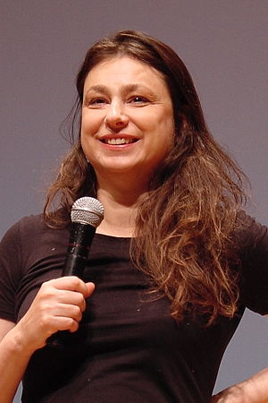 Francesca Archibugi - Francesca Archibugi at the Italian Film Festival in Tokyo, 3 May 2008.
