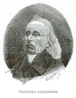 Francesco Zantedeschi Italian physicist