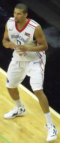 Image illustrative de l'article Francisco García (basket-ball)