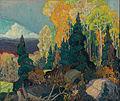 Franklin Carmichael - Autumn Hillside - Google Art Project.jpg