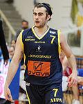 Franko Bushati - Scafati Basket - 2013.JPG