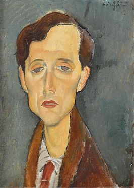 Hellens (door Amedeo Modigliani)